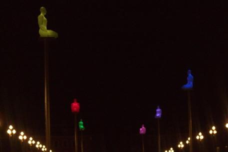 Statues Place Massena