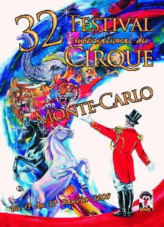 Festival International de Cirque de Monaco 2008