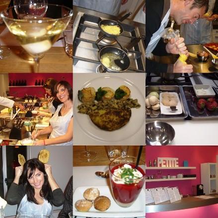 Les Apprentis Gourmets, Saint-Valentin